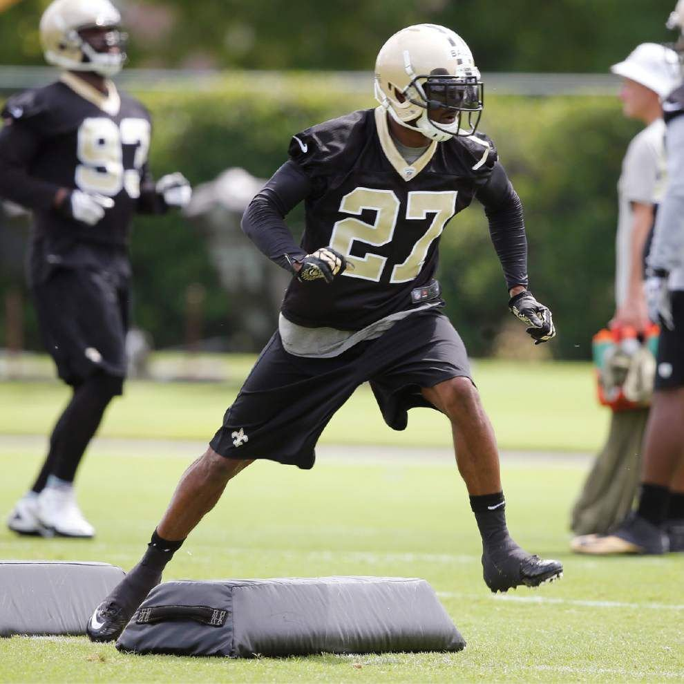 Video: The sights and sounds of Saints OTAs _lowres