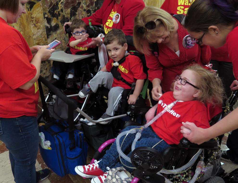 Political Horizons: Disabled in crosshairs of budget austerity _lowres