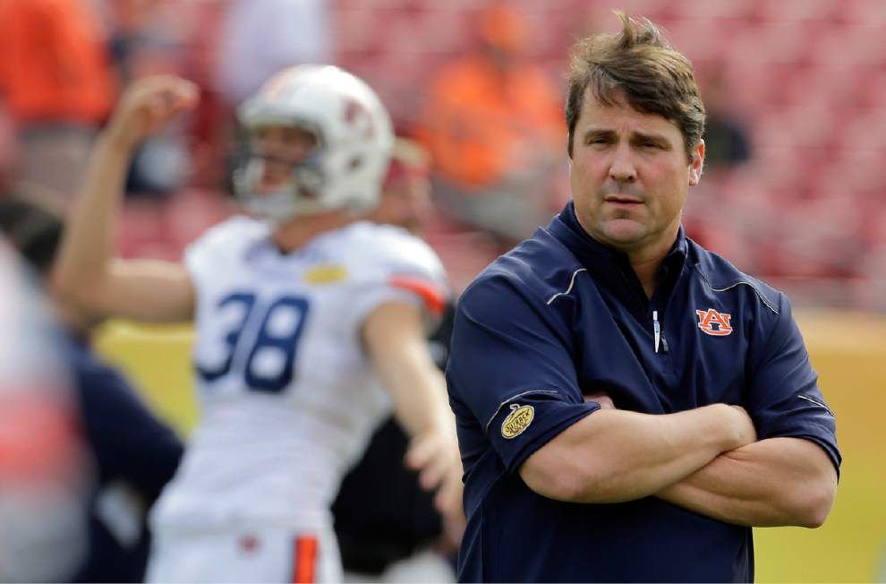 South Carolina hires Will Muschamp; Georgia officially announces Kirby Smart as its new coach _lowres