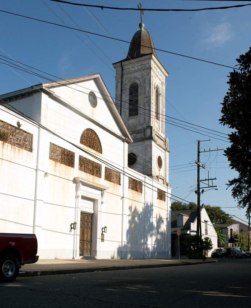 Treme Fest to raise money for repairs to historic church ahead of its 175th anniversary _lowres