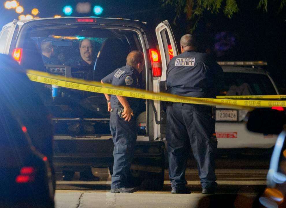 Photos: Jefferson Parish Sheriff's Office shooting _lowres