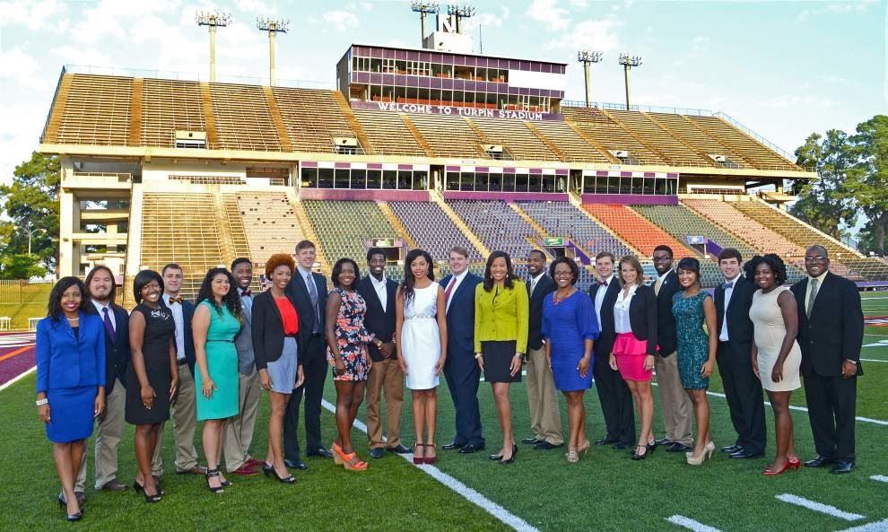 St. Francisville native named to NSU court _lowres