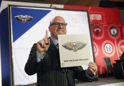 NBA Draft Lottery Basketball