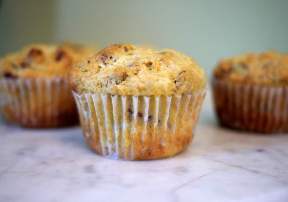 Orange and Pecan Muffins _lowres