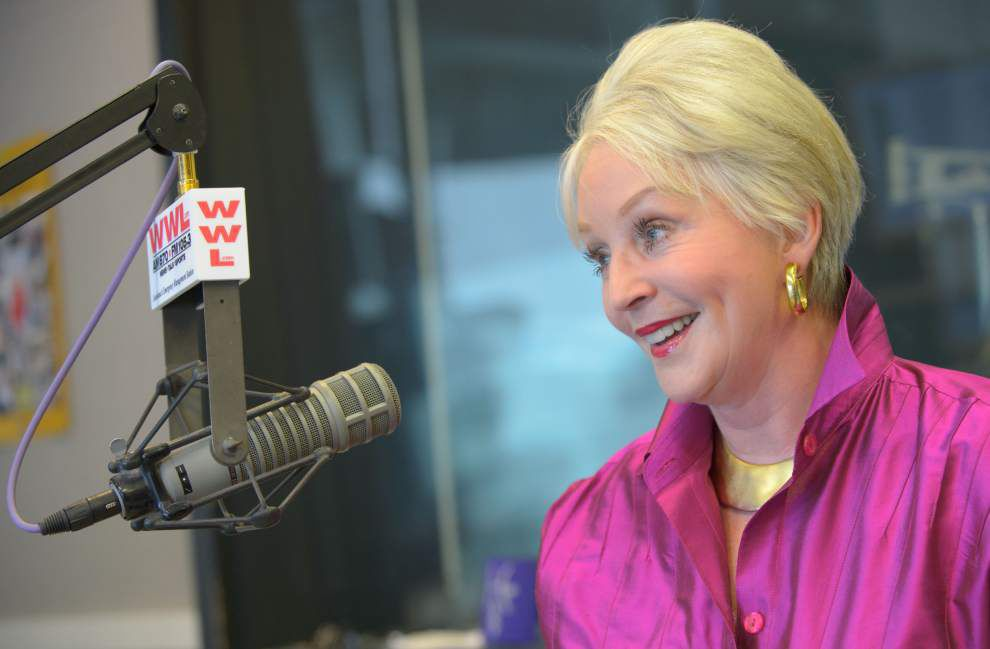 Angela Hill leaving WWL Radio; 'Scoot' to take over afternoon show _lowres