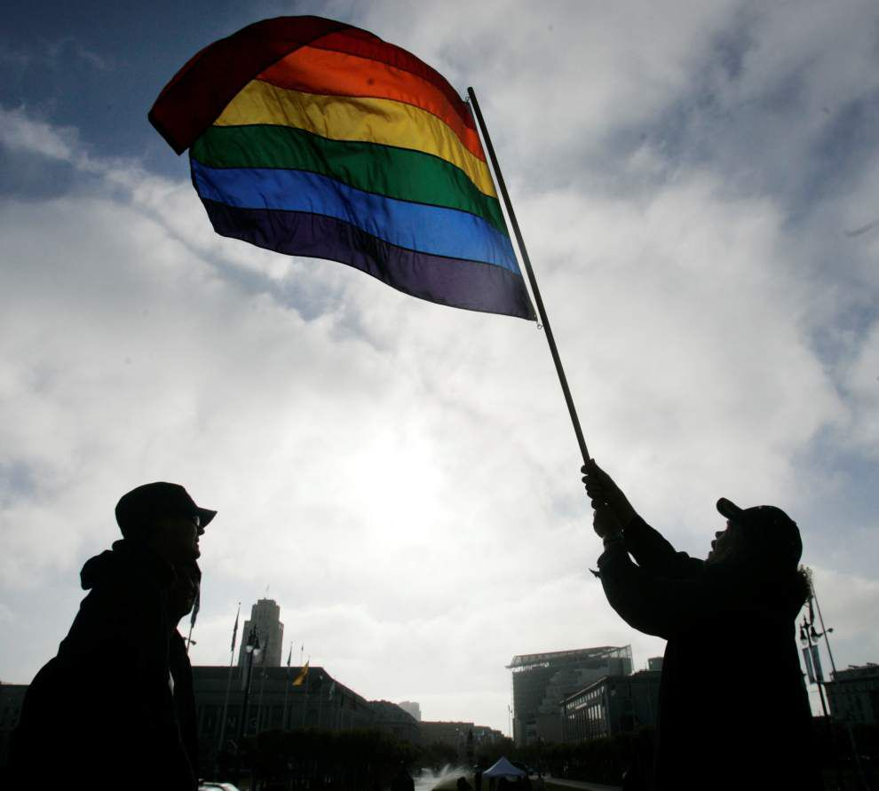 Louisiana survey finds residents more accepting of same-sex marriage, legal pot; however majority still opposes _lowres