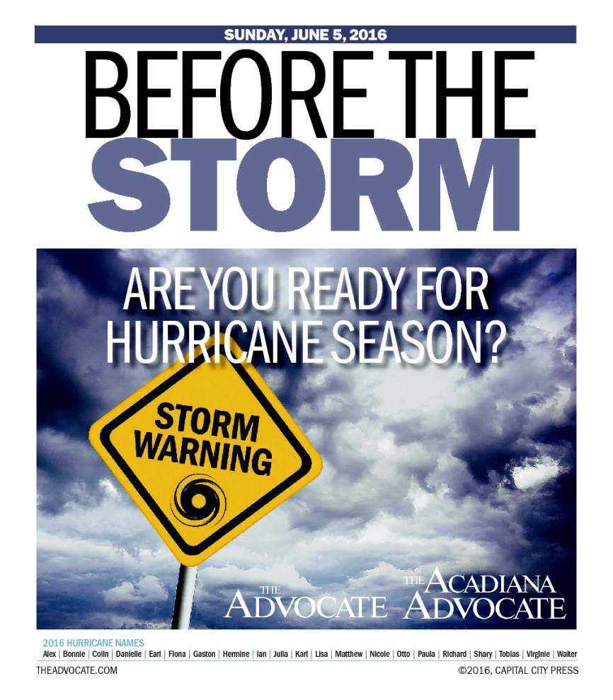 Terrebonne Parish expects to be better protected from hurricanes this summer; two 2008 storms prompted action _lowres