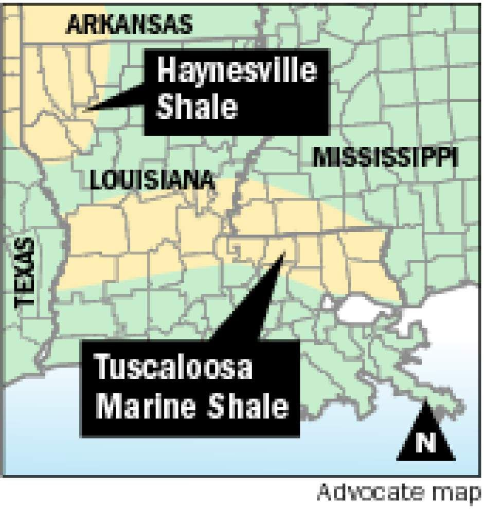 Louisiana's Tuscaloosa, Haynesville shales hampered by oil, natural gas prices _lowres