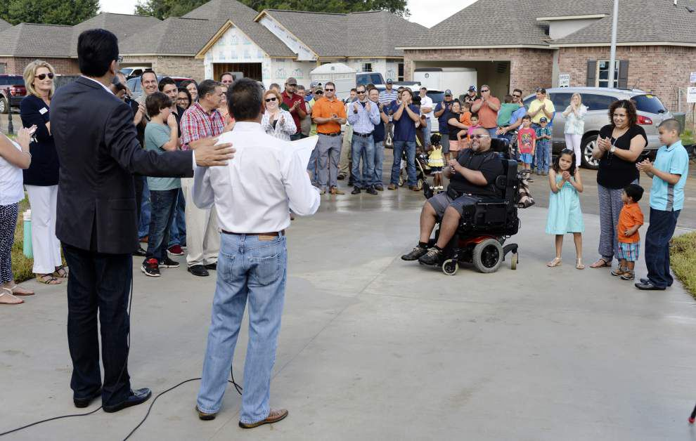 Photos: Family involved in 2013 fatal accident move into new, fully-furnished home _lowres