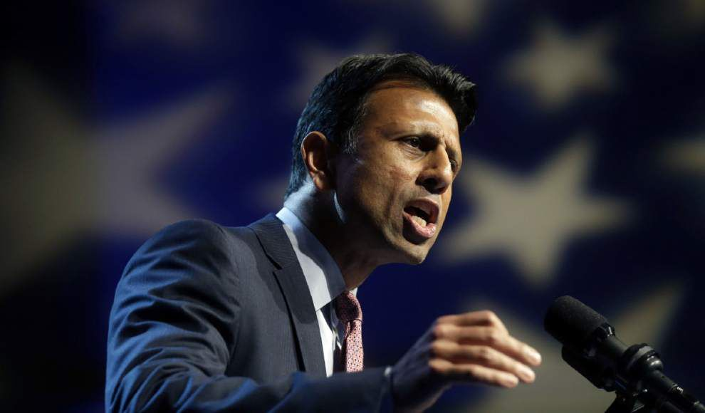 Photos: Check out the scene from Bobby Jindal's presidential rally _lowres