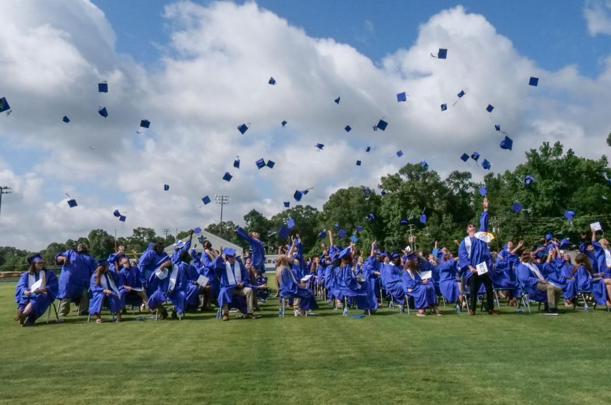 West Feliciana Graduation and parade005.JPG