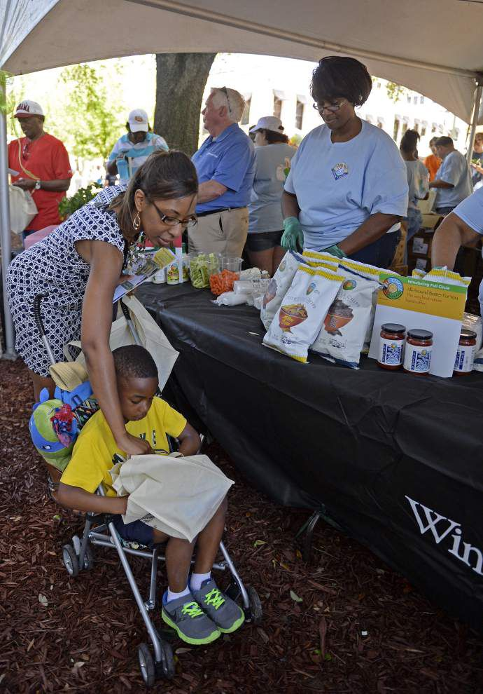 Photos: Earth Day, a worldwide environmental event; see in photos its observance in Baton Rouge _lowres