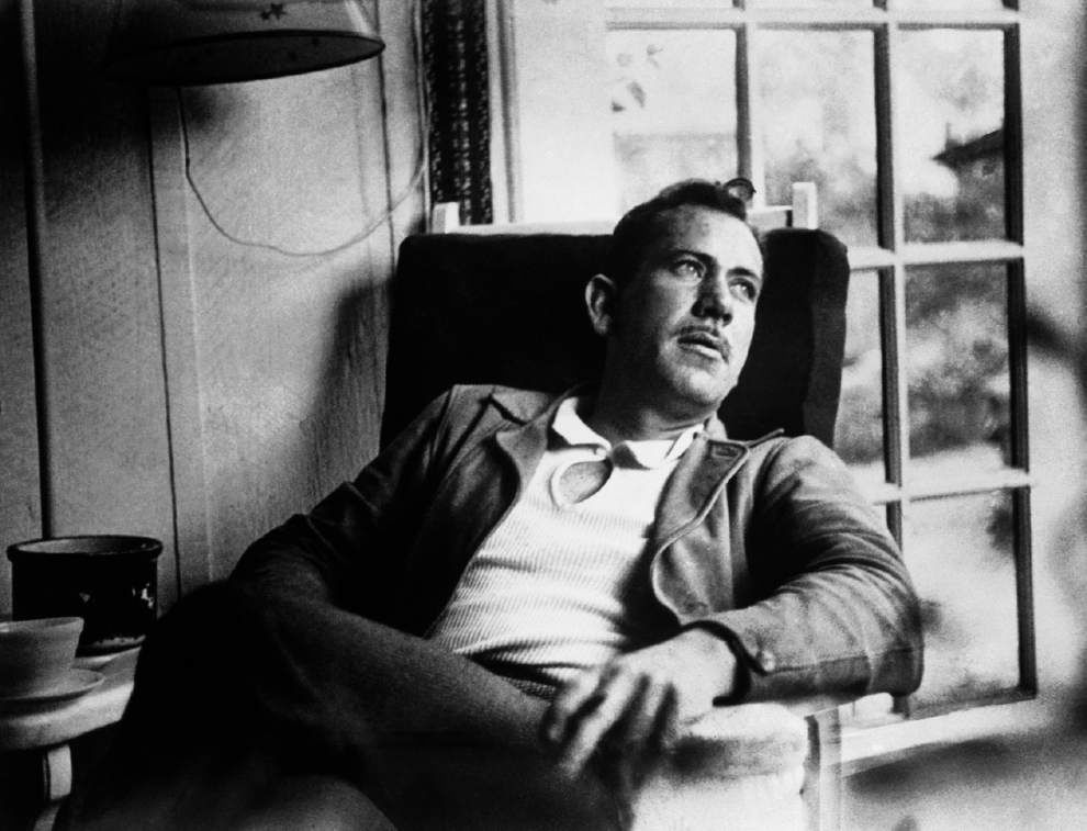 Rare Steinbeck WWII story finally published _lowres