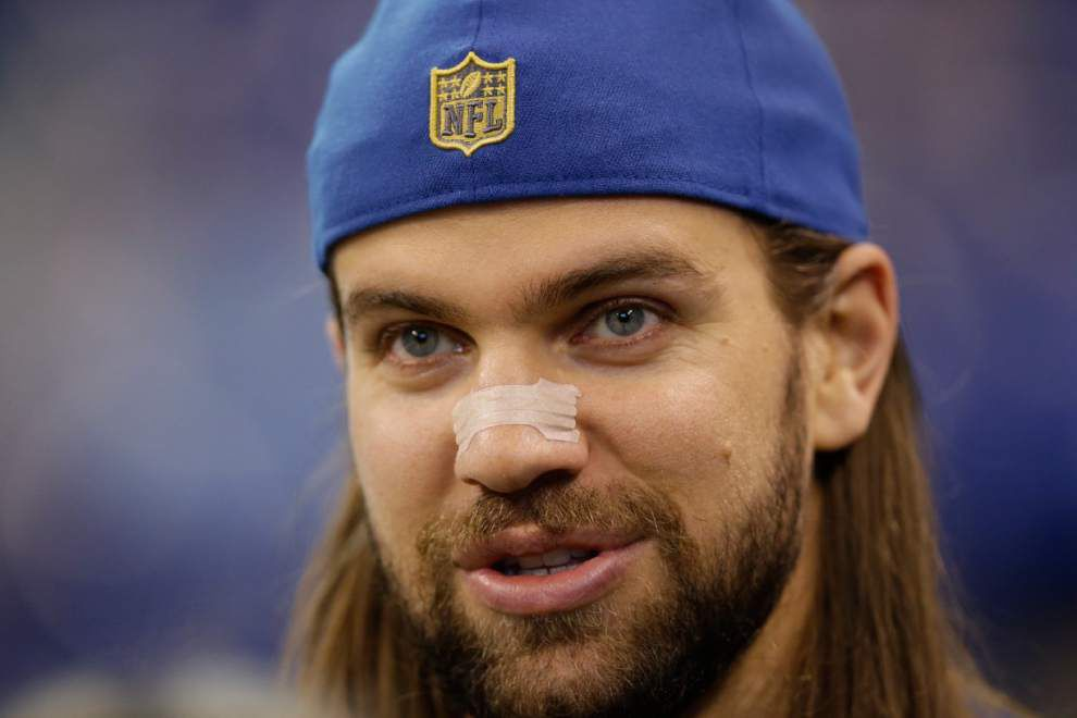 Coby Fleener believes he made a 'no-brainer' decision to join the Saints' prolific offense _lowres