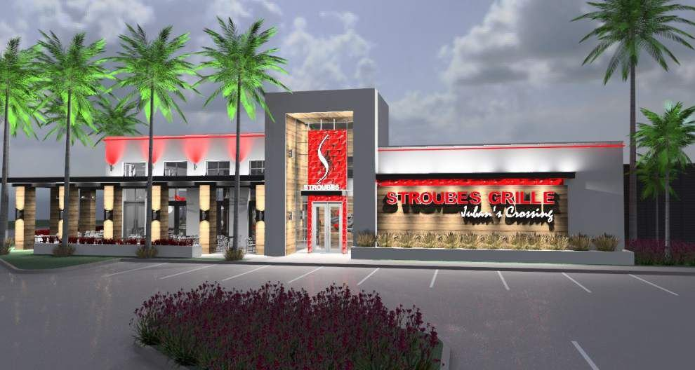Walk-On's, Stroubes, plus 6 new retailers coming to Juban Crossing in Livingston Parish _lowres