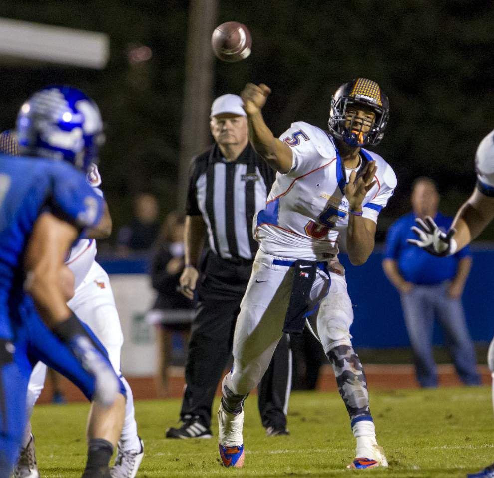 Landry-Walker quarterback Keytaon Thompson commits to Mississippi State _lowres