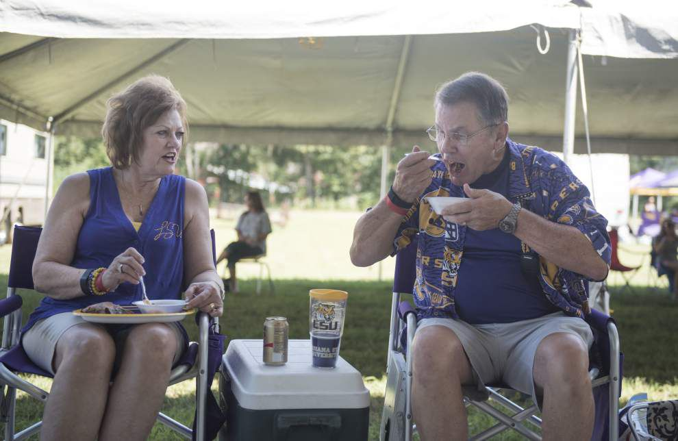 Photos: Central Tailgate Party hosts music, fun for all ages Saturday _lowres