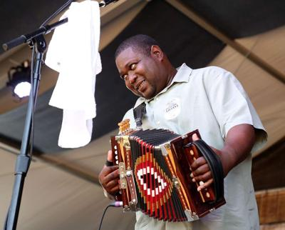 Photos: Final day, 45th N.O. Jazz Fest Sunday, May 4 _lowres (copy)