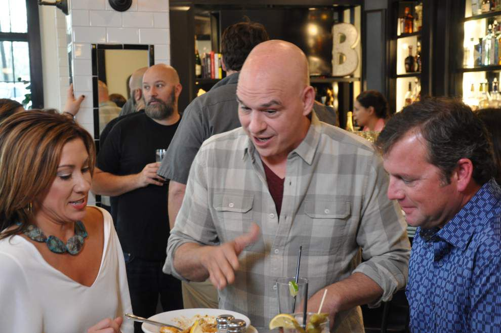 Bistro Byronz to be featured on Food Network's 'Burgers, Brew and 'Que' Friday _lowres