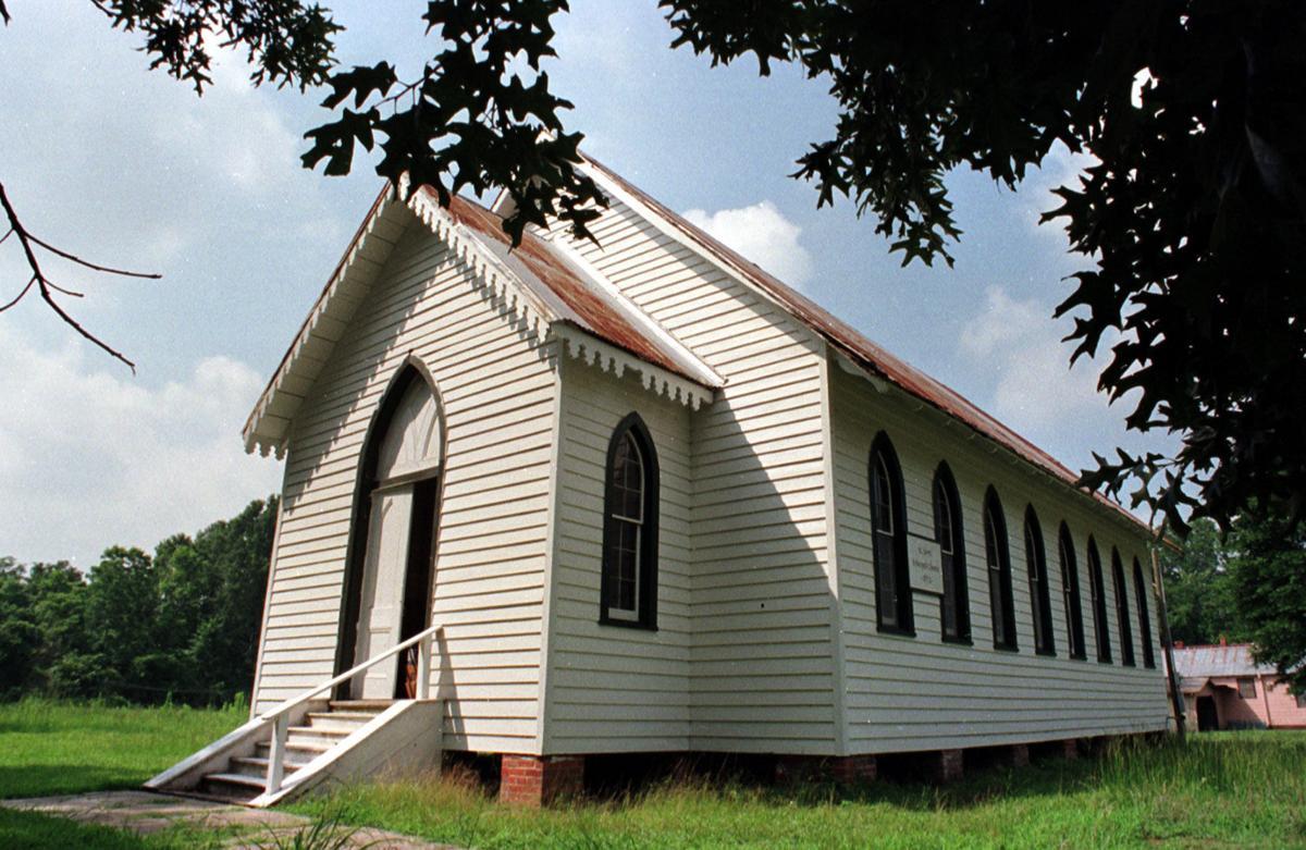 St. John's Episcopal Church... 06/07/99