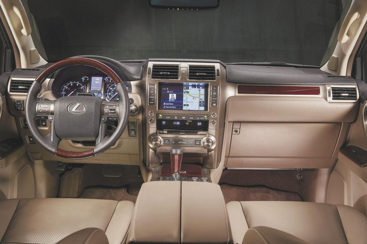 2017 Lexus GX 460 Luxury