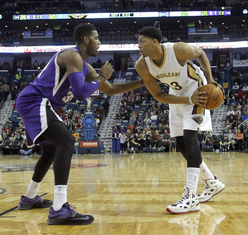 After the ugly loss to Sacramento, Pelicans coach Monty Williams seeks a better effort on the road at Atlanta and Washington _lowres