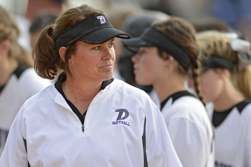 East coach Nancy Ensminger occupied with logistics, but can't wait for softball all-star games _lowres