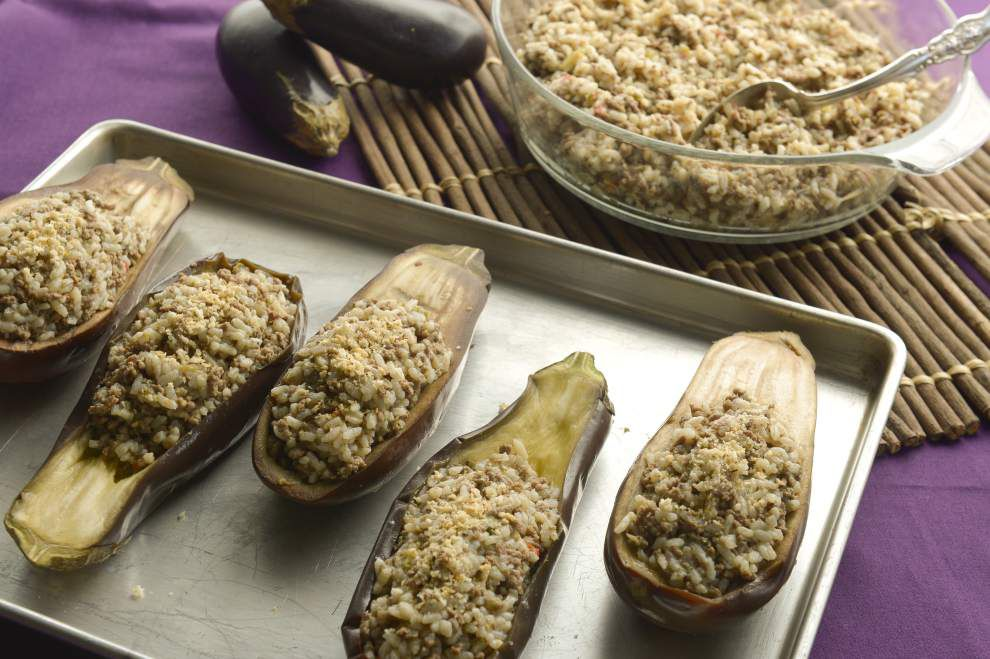 Gourmet Galley: The intriguing eggplant: Using this fruit cooked as a vegetable _lowres