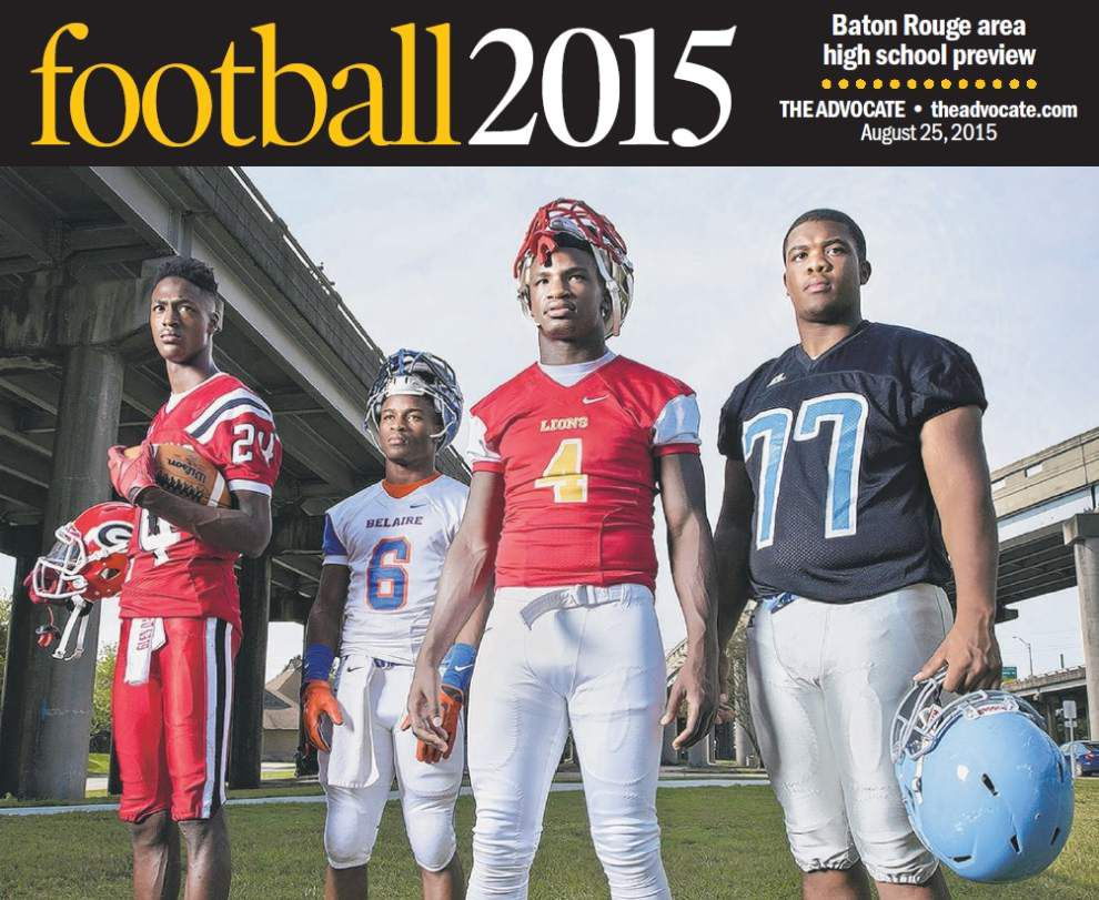 New live high school football coverage plans unveiled for The Advocate, The New Orleans Advocate _lowres