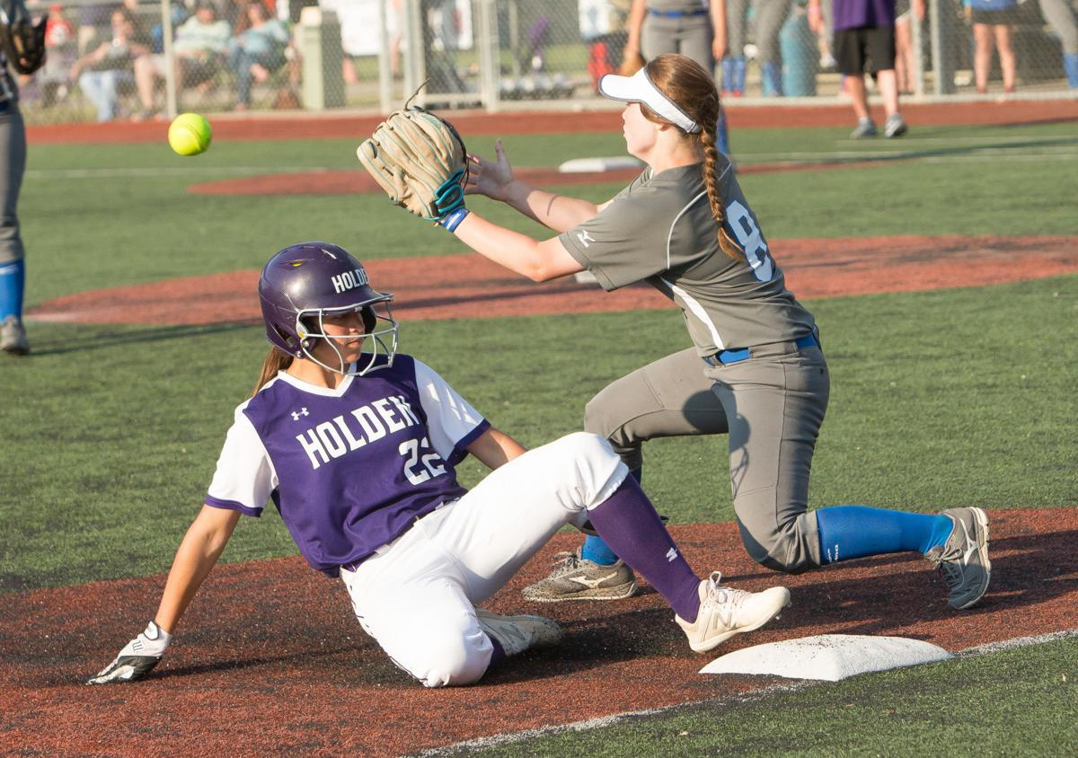 LHSAA softball tournament: Holden dominates Forest, wins second straight  state title   High School Sports   theadvocate.com