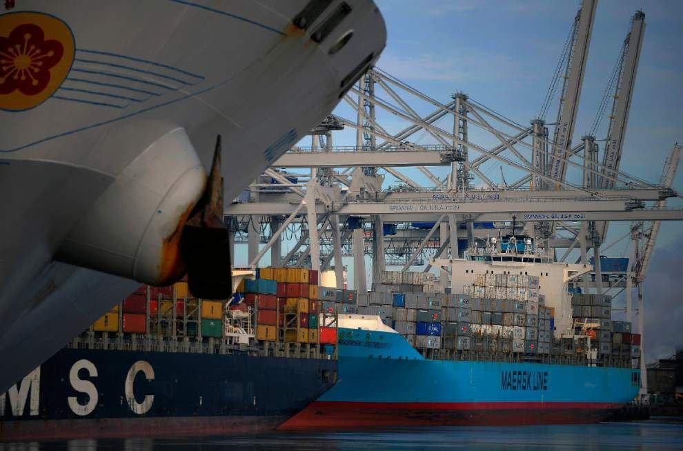 U.S. trade deficit rose to $39.1 billion in January _lowres