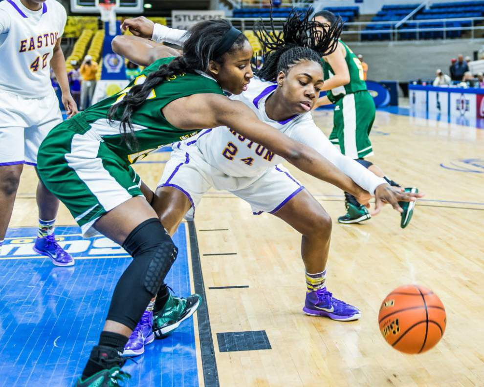 Warren Easton reaches the Class 4A girls basketball championship game with a 47-39 victory against Cabrini _lowres