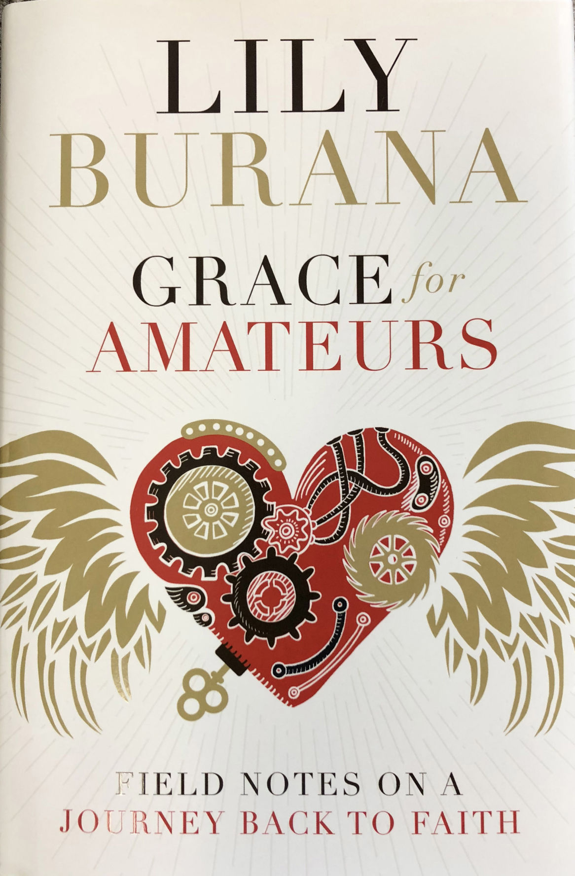 'Grace for Amateurs'