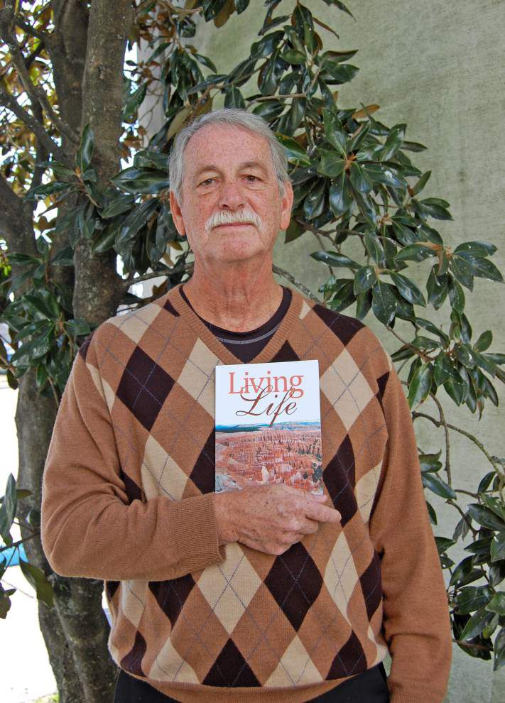 Baton Rouge businessman's devotional book inspired by scenery _lowres