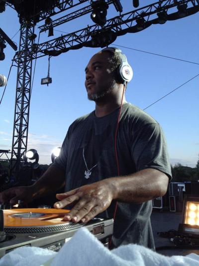 DJ Maseo to play at Soul Sister's Birthday Jam at Tip's Friday _lowres