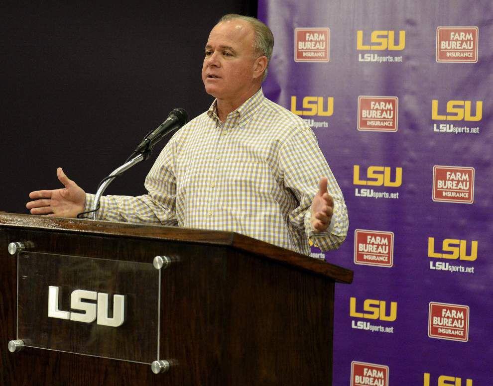 Video: LSU baseball coach Paul Mainieri is optimistic about the upcoming season _lowres