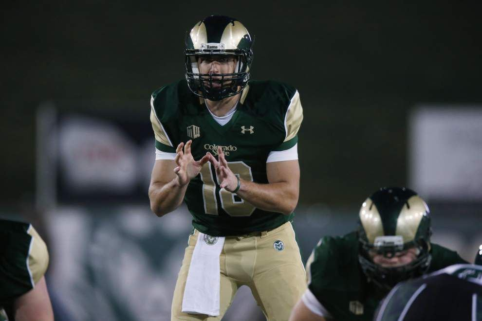 Life after Drew Brees? By taking Grayson Garrett, Saints snag player they want; now they wait, see how it works out _lowres