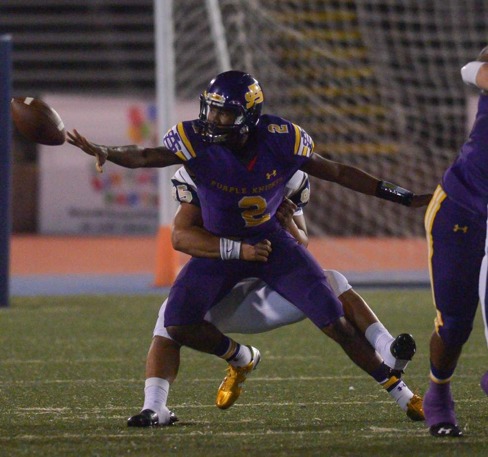Holy Cross holds off St. Aug for Catholic League win _lowres