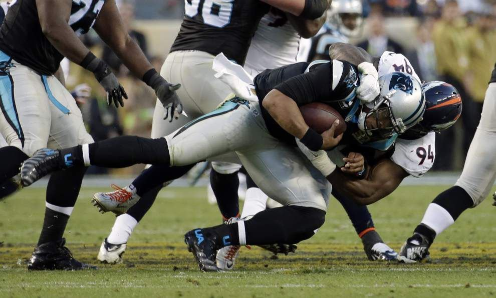 Panthers QB Cam Newton's dream season ends in nightmare _lowres