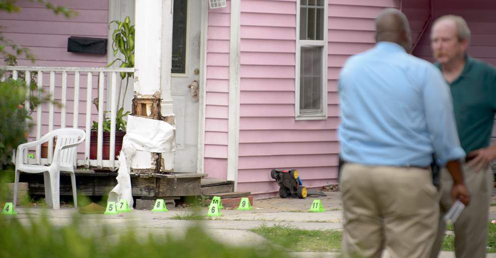 Violent holiday weekend in New Orleans includes double murder in Broadmoor, string of armed robberies _lowres