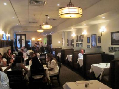 O Brien S Grille Has A Low Key Earance From The Street But More Intimate Dining Room