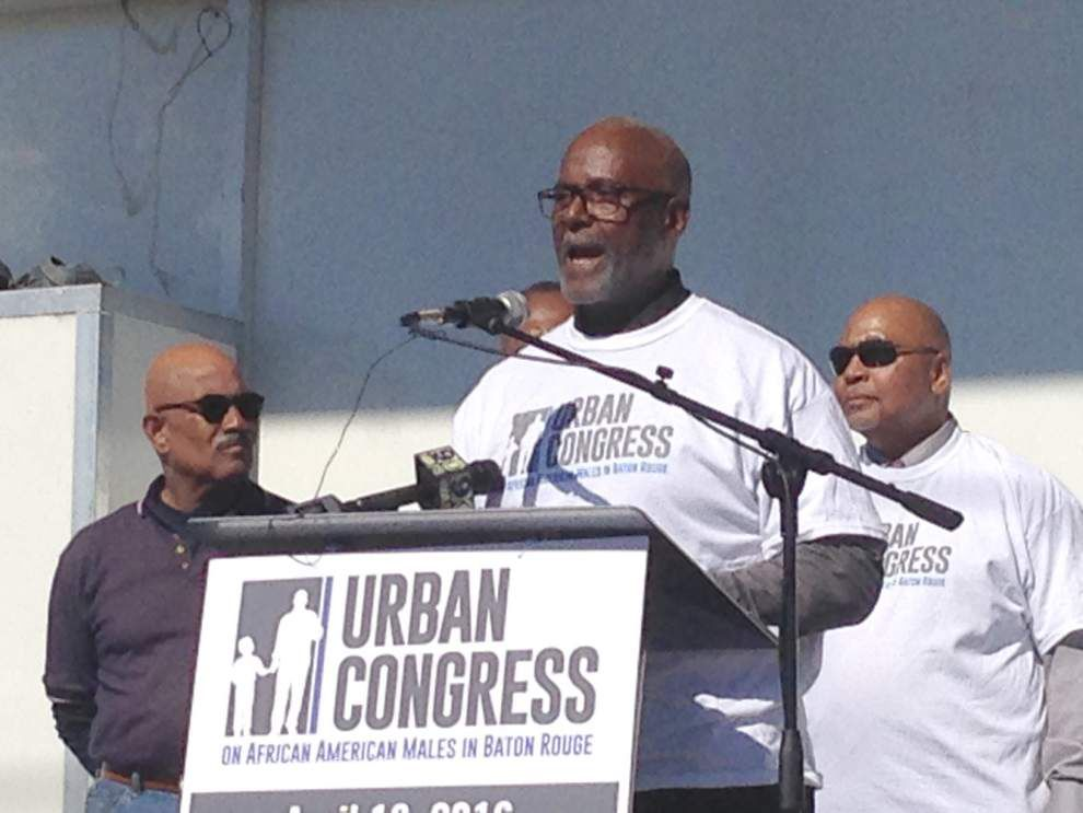 Urban Congress to address problems facing young African-American males in Baton Rouge _lowres