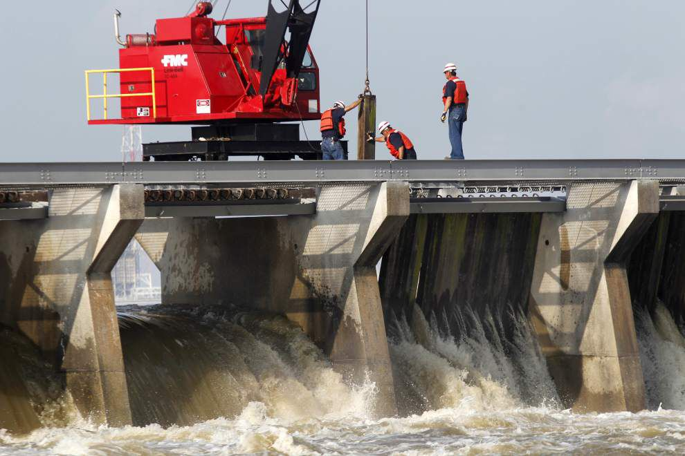 Bonnet Carre Spillway and Morganza Floodway gates to open in next four days; hunting to be closed in those areas _lowres