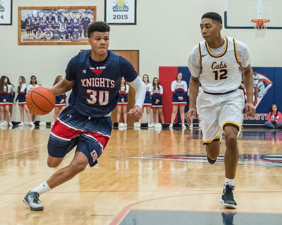 Lafayette Christian hands University first loss of season _lowres