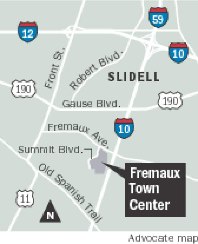 Brass band helps launch second phase of Fremaux Town Center in Slidell; 16 new stores open _lowres
