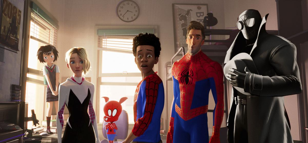 Film Review - Spider-Man: Into the Spider-Verse for RED 053119