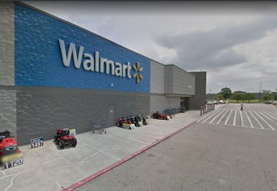 Walmart in Zachary
