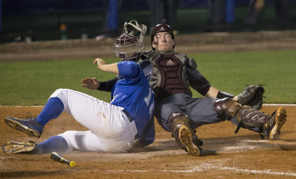 Mississippi State, San Diego State tangle in Lafayette regional opener _lowres
