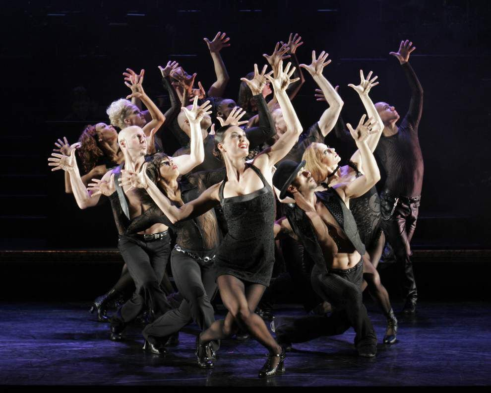 'Chicago' opens Broadway in New Orleans season Tuesday with razzle-dazzle show _lowres