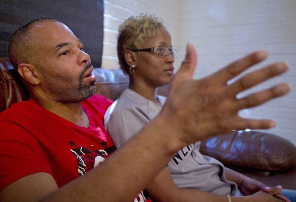Once-promising Baton Rouge boxer Emanuel Augustus struggles to remain hopeful after shooting, series of bad breaks _lowres